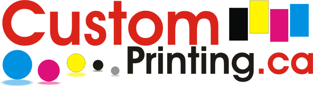 CustomPrinting.ca Logo